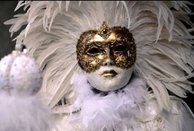 Venetian Masks / by LIA KEYES