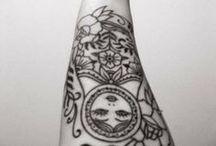 ※※ tattoo ※※ / by Maricota Pinheiro
