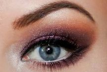 Neutral Eye Makeup Ideas / Inspiration for eye makeup, liners and shadows. / by Amanda Trudy
