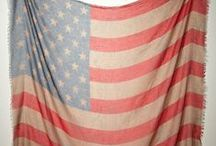 Americana (DA RED, DA WHITE, AND DA BLUE) / by Dee Dee Rhodes