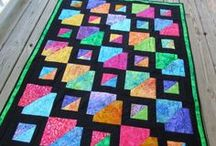 Quilting from the Sitcom / Beautiful quilts and patterns / by Suzys Sitcom