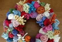Wreaths / by Suzys Sitcom