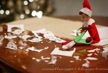 Elf on the Shelf Antics / by Julie Brandenburg
