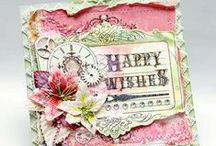 love these handmade cards! / by Paula Wells