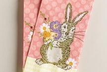 Hopping Down The Bunny Trail - Easter  / by Dee Dee Rhodes