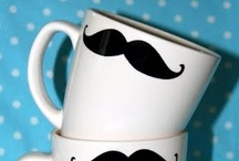 Mustache love / by Carolina Ro