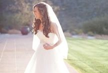 Wedding Dresses / Ideas for my future wedding dress. / by Amanda Trudy