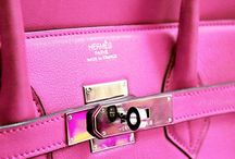 HOT Pink! / by Carleen Sabin