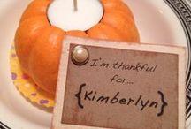 Turkey, Turkey, TURKEY!!! / Thanksgiving / by Kimberlyn Thompson