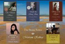 Author Stuff / Writing, publishing, editing… the works.  / by Mariam Kobras