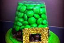 Lucky in green / St. Patrick's Day / by Kimberlyn Thompson