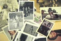 Organizing photos and Family History / by Margaret M. Fontenot