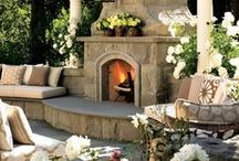 Outdoor Spaces / by Sharon Mayfield