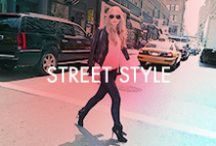 Street Style / by GUESS