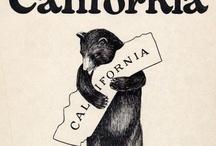 California / by Nadine Magruder-Moen