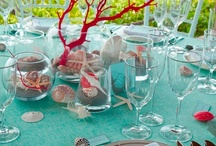 ID - tablescaping / event design, entertaining, centerpieces, placecards / by Jeanie Jones