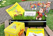 Curious George Party / by Kelsey Gates