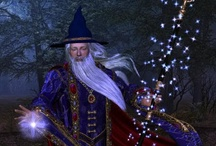 Dragons and Wizards and Gnomes, Oh My... / by Suzy Weatherby