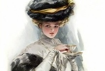 Gibson Girl... / by Suzy Weatherby
