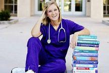 Future Nurse / by Julia Peavy