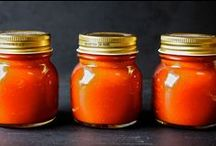 Condiments / by Michelle Erb