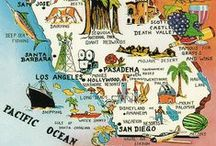 California Here I Come... / by Naturally Betsy