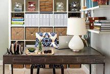 office / by Sharon Barrett Interiors