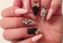 Nails / Got my nails did!! / by Vlora Marku