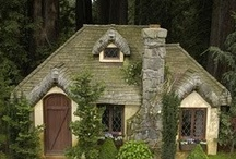 Cottages Dream Home / by Hipcycle Vintage by: Heather Thomas-Gibbons