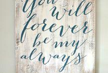 Sayings / by Michelle Reggear