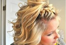 Hair & Beauty / by Michelle Reggear