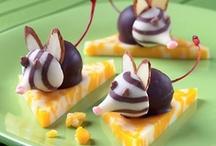 Cute Food / by peadoodle