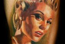 Tattoos / by Brett Christensen