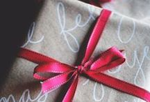 Gift Ideas / by Krista