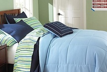 Teen Boy Bedrooms / teen boys bedrooms, teen boy bedding, teen boy rooms, design ideas / by Tracy Svendsen