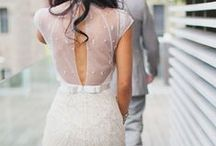 Wedding Dress Bliss / by Bailey Banger