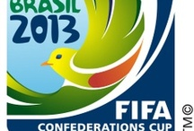 2013 FIFA Confederations Cup / Between 15 June – 30 June, Brazil, Italy, Japan, Mexico, Nigeria, Spain, Tahiti & Uruguay play in the Confederation Cup 2013 after winning their respected continent tournament, added with the World Cup winners and hosts. / by Alex Smith