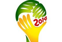 Brazil 2014 FIFA World Cup / by Alex Smith