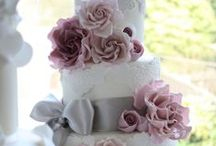 Wedding Cakes / by Bailey Banger