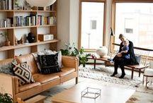 Living Room / by Jenny Vorwaller