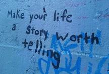 Writing, Art, & Journaling Inspiration / by K M