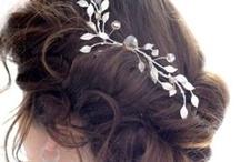 HAIR AND HAIR ORNAMENTS / by Sheila Juarez