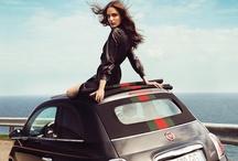 Classic & Stylish Transportation  / My dream car, and stylish ways to travel  / by Myra Piloni