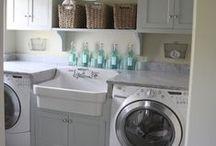 Laundry Room / by Myra Piloni