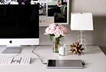 Home Office / by Myra Piloni