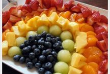FRUIT DISHES / by Sheila Juarez