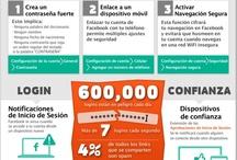 Infografías Social Media / infografía, infografías, infografics, social media, redes sociales, tecnología / by Erasmo López