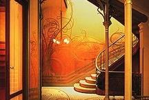 Art Nouveau / by Chus