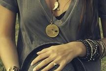 //Tiffan-ize// / My BFF's term for how I accessorize! / by Tiffany Hendra
