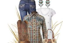 Polyvore Collections  / Find products arranged in a creative flair. All of these have been posted on our Facebook page. Pin your favorite styles and colors! / by Boot Barn